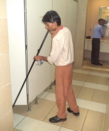 Housekeeping at AlphaOne -1