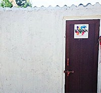 Toilet attcahed bathroom