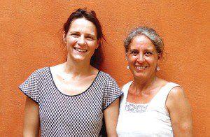 Jessamijn&Kathy-Walkling--Eco-femme