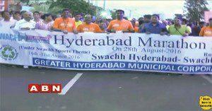 Hyderabad-Marathon