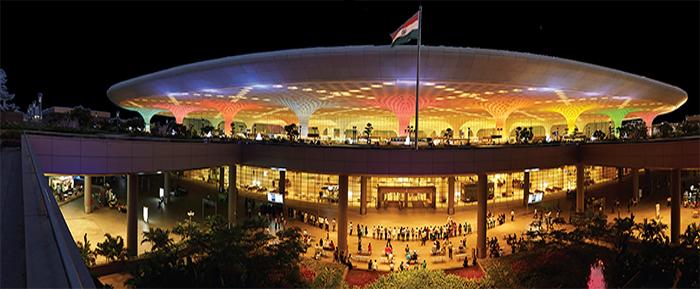 Mumbai Airport's new terminal