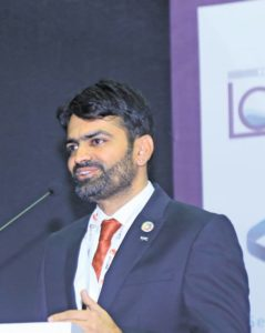 Rachit Ahuja, CEO, Quick Dry-Cleaning Software