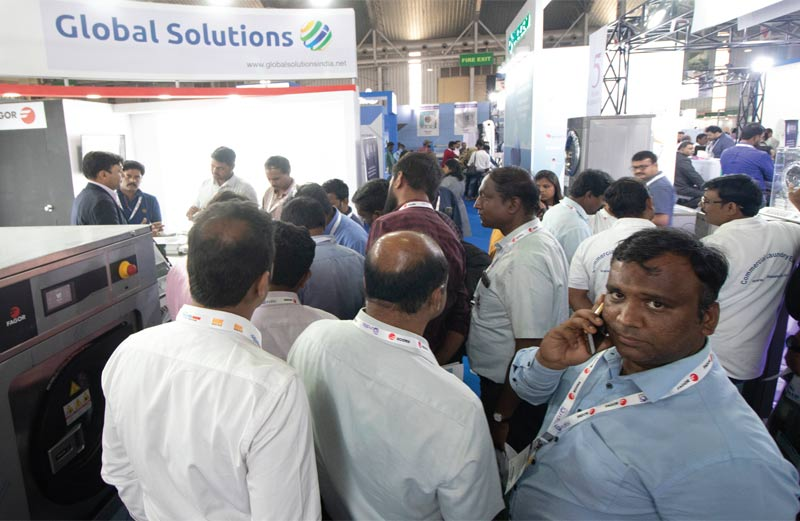 global solution stall