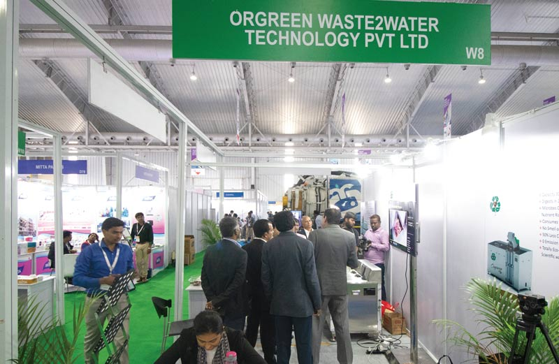 orgreen stall