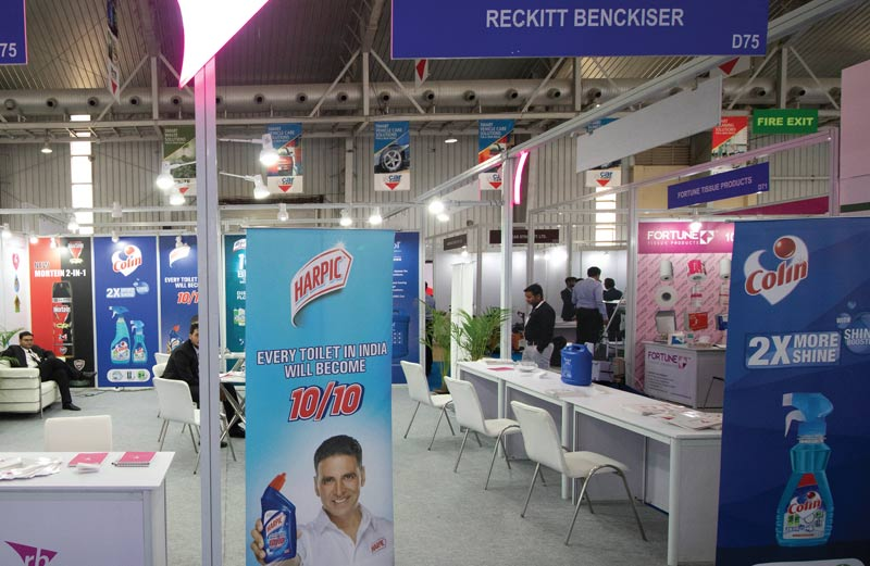 reckiit stall