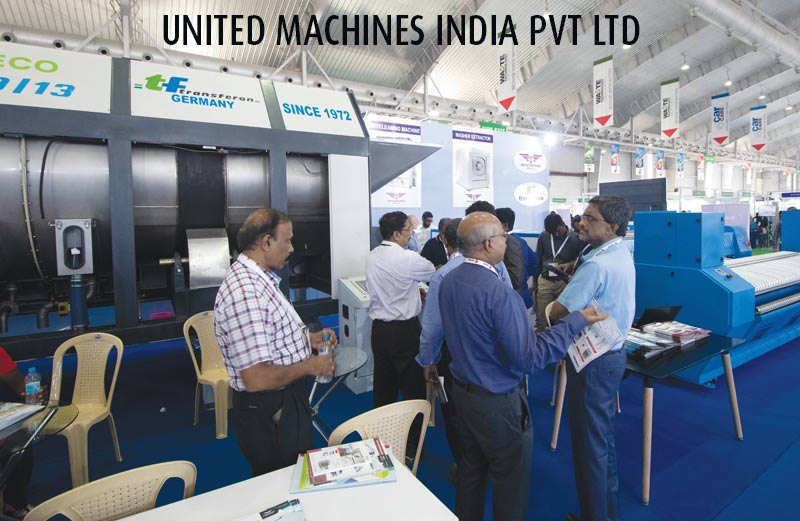united machine stall