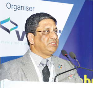 Ralph Sunil, Group Head - Facility Management Services, GMR Group
