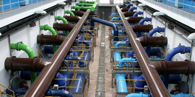 Japanese sewage treatment technology for Chennai