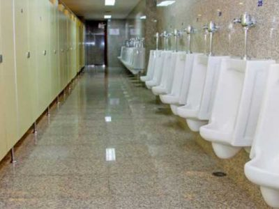 How COVID-19 Can Infect You Inside A WASHROOM