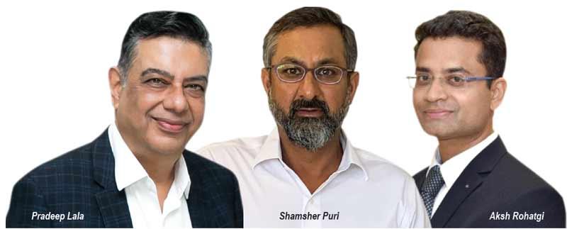 Pradeep Lala, Shamsher Puri,  Aksh Rohatgi