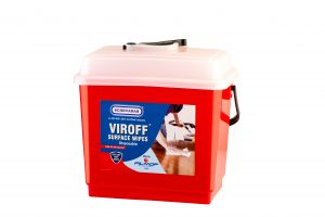 Viroff Surface Wipes
