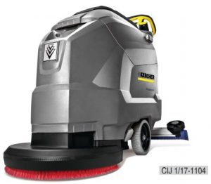 Karcher Cleaning Systems Pvt Ltd - Scrubber Drier