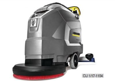 Karcher Cleaning Systems Pvt Ltd - Scrubber Drier Feat